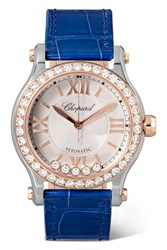Chopard Happy Sport 36Mm Rose Gold