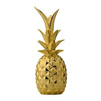 Bloomingville Decorative Pineapple Ornament Gold