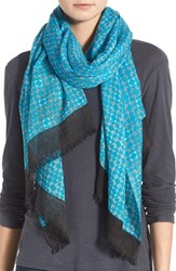 Women's La Fiorentina Abstract Print Scarf