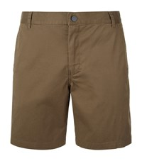 Sandro Slim Fit Shorts Green