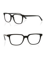 Eyebobs See Suite 00 51Mm Square Reading Glasses Black