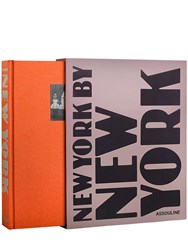 Assouline New York By New York Multicolor