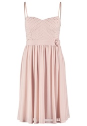 S.Oliver Cocktail Dress Party Dress Faded Rose