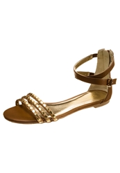 Chocolate Schubar Elenna Sandals Tan Beige