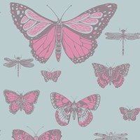 Cole And Son Butterflies And Dragonflies Wallpaper 103 15062