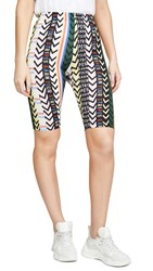 Etre Cecile Earn Your Stripes Fifi Bike Shorts Multi