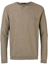 Falke Knit Sweater Grey