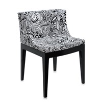 Kartell Mademoiselle 'A La Mode' Black Chair Cartagena