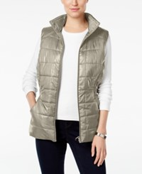 Styleandco. Style Co. Quilted Puffer Vest Only At Macy's Pure Cashm