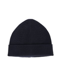 Melindagloss Navy Knitted Hat