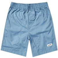 Nanamica Deck Short Blue
