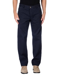 Dirk Bikkembergs Casual Pants Dark Blue