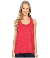 Carve Designs Makena Tank Top Strawberry Women's Sleeveless Red