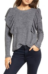 Mcguire Women's Sabina Sweater Charcoal
