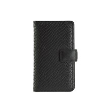 Graphic Image Gigi New York Iphone 6 Wallet Case Black Plain