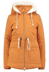 Twintip Winter Jacket Ochre