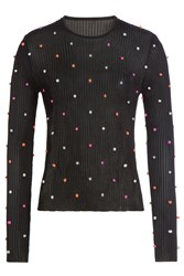 Mary Katrantzou Embellished Top Multicolor