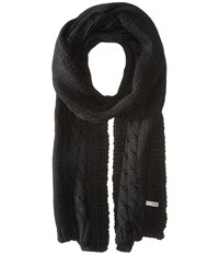 Roxy Winter Lov Scarf True Black Scarves