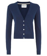 People Tree Adela Cardigan Navy