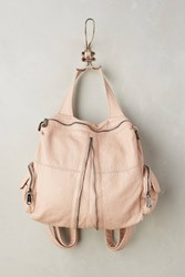 Anthropologie Ziparound Backpack Rose