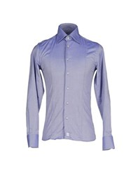 Del Siena Shirts Shirts Men Blue