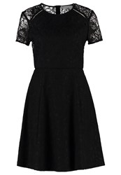 Warehouse Cocktail Dress Party Dress Black