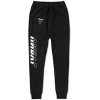 Unravel Project Tour Slim Sweat Pant Black