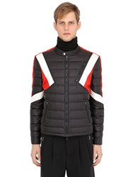 Neil Barrett Modernist Inserts Nylon Puffer Jacket