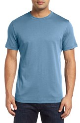 Robert Barakett Men's 'Georgia' Crewneck T Shirt New Water