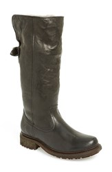 Frye Women's 'Valerie' Pull On Shearling Boot