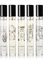 Diptyque L'art Du Parfum Discovery Set Colorless
