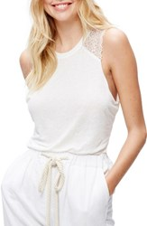 Free People Women's Peony Lace Tank