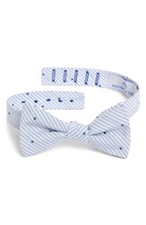 Southern Tide Charleston Dot Cotton And Silk Bow Tie