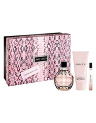 Jimmy Choo Eau De Toilette Set 160.00 Value