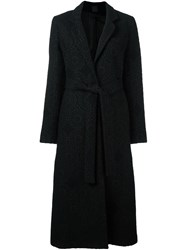 Eggs 'Prater' Coat Black