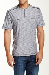 Truth Substance And Common Sense Snap Henley Tee