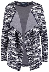 Only Onlnavajo Cardigan Night Sky Dark Blue