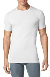 Men's Tommy John 'Second Skin' Crewneck Undershirt