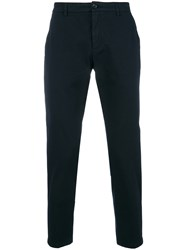 Department 5 Classic Chinos Blue