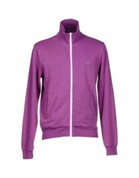 Sun 68 Sweatshirts Purple