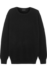 J.Crew Collection Cashmere Sweater Black