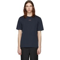 Band Of Outsiders Navy 'Outsider' T Shirt