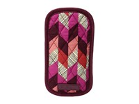 Vera Bradley Double Eye Case Bohemian Chevron Wallet Multi