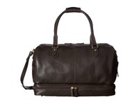 Scully Escape Duffel Dark Brown Duffel Bags