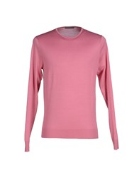 Become Knitwear Jumpers Men Pink