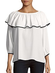 Vince Camuto Off The Shoulder Top New Ivory