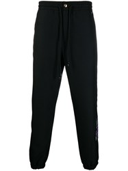 Versace Jeans Couture Jersey Sweatpants Black