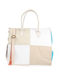 Ebarrito Handbags White
