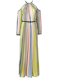 Missoni Striped Dress Multicolour