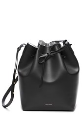 Mansur Gavriel Large Bucket Bag Black